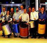 Percussieworkshops in Zeeland