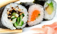 sushi workshop in Drenthe