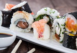 workshop sushi maken Limburg